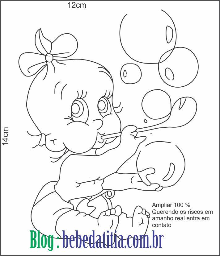 risco-pintura-fraudas-bebe-fazendo-bolhas